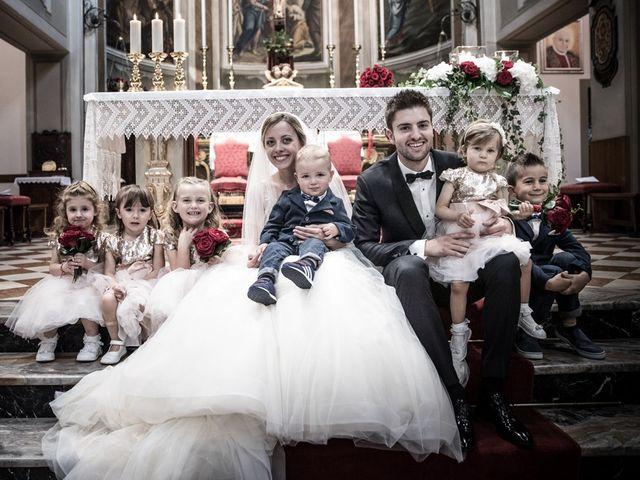 Il matrimonio di Andrea e Alessandra a Bolgare, Bergamo 181