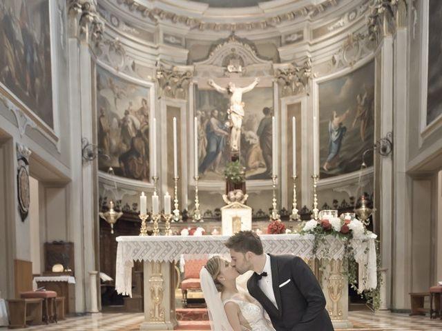 Il matrimonio di Andrea e Alessandra a Bolgare, Bergamo 182