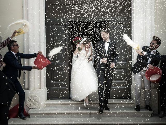 Il matrimonio di Andrea e Alessandra a Bolgare, Bergamo 184