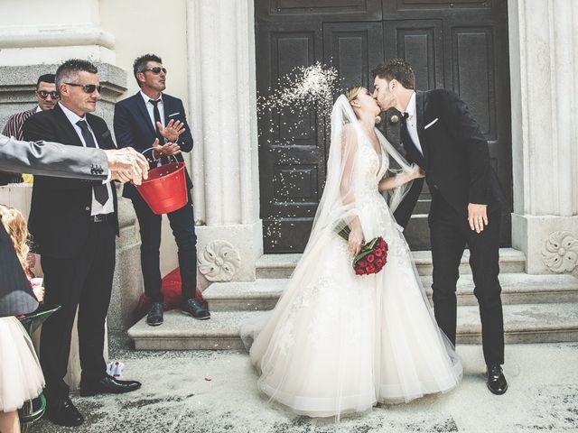 Il matrimonio di Andrea e Alessandra a Bolgare, Bergamo 190