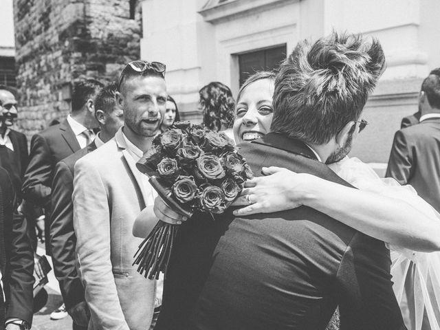 Il matrimonio di Andrea e Alessandra a Bolgare, Bergamo 197