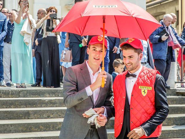 Il matrimonio di Andrea e Alessandra a Bolgare, Bergamo 201