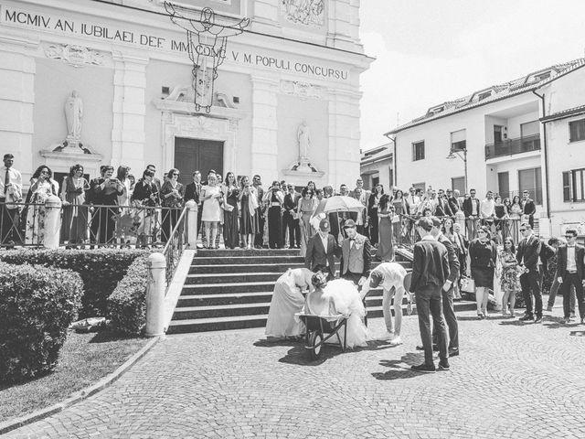 Il matrimonio di Andrea e Alessandra a Bolgare, Bergamo 202