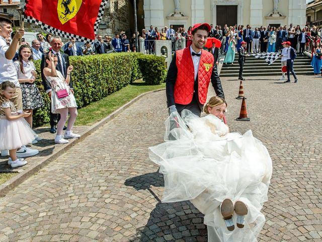 Il matrimonio di Andrea e Alessandra a Bolgare, Bergamo 203