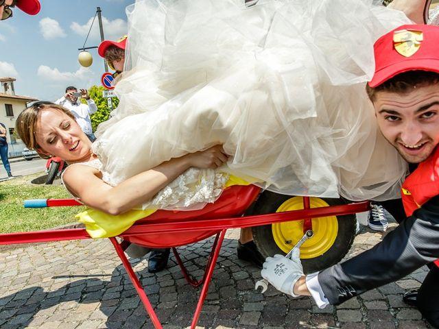 Il matrimonio di Andrea e Alessandra a Bolgare, Bergamo 205