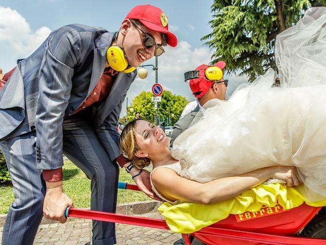 Il matrimonio di Andrea e Alessandra a Bolgare, Bergamo 206