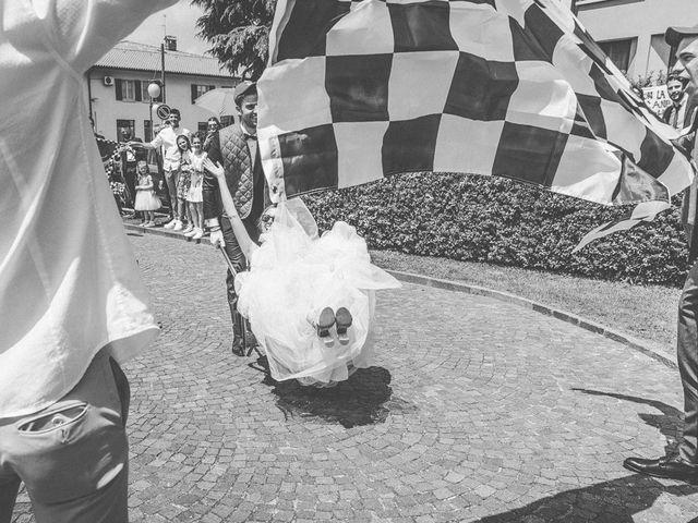 Il matrimonio di Andrea e Alessandra a Bolgare, Bergamo 211