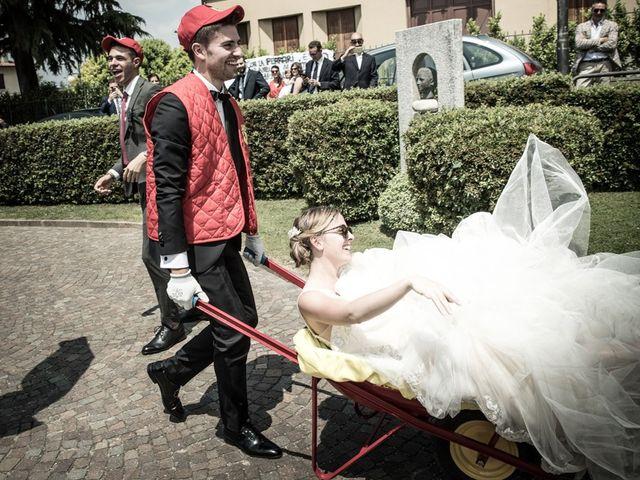 Il matrimonio di Andrea e Alessandra a Bolgare, Bergamo 212