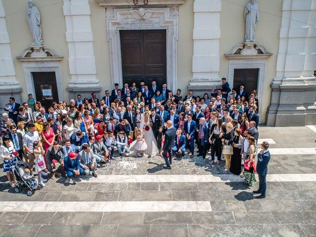Il matrimonio di Andrea e Alessandra a Bolgare, Bergamo 213