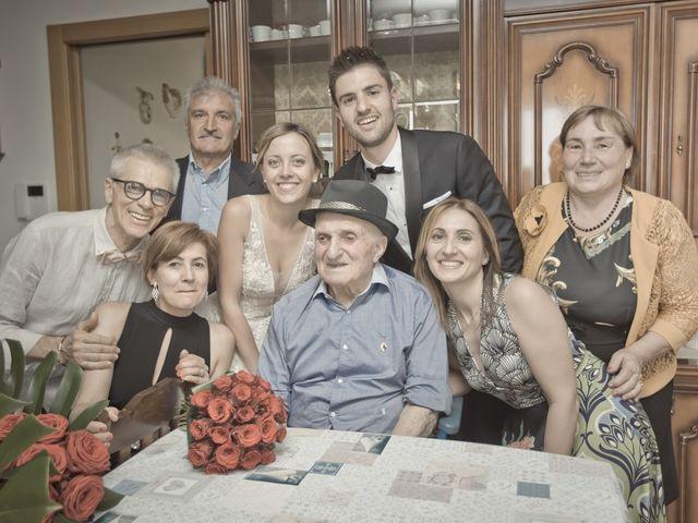 Il matrimonio di Andrea e Alessandra a Bolgare, Bergamo 217