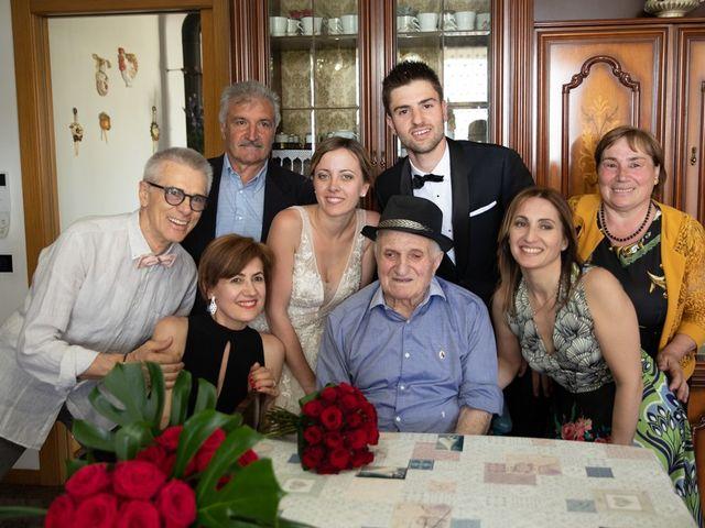 Il matrimonio di Andrea e Alessandra a Bolgare, Bergamo 219