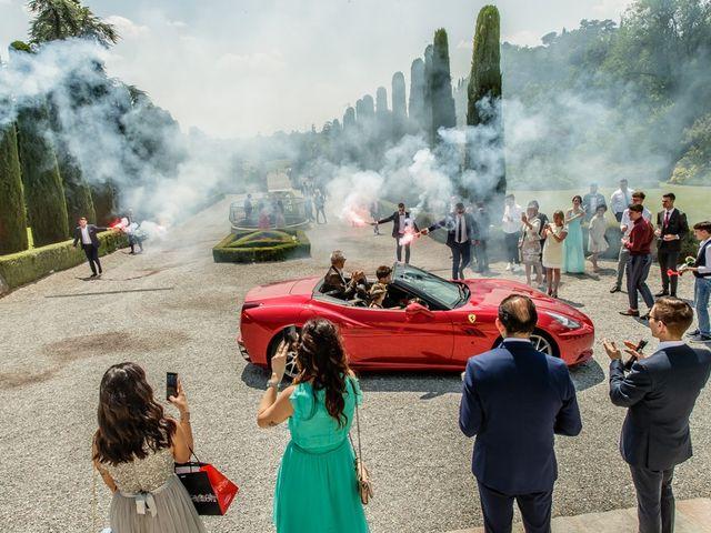 Il matrimonio di Andrea e Alessandra a Bolgare, Bergamo 227