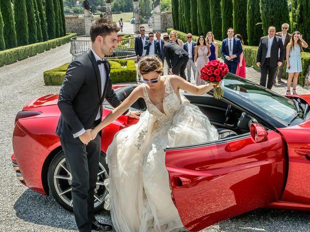 Il matrimonio di Andrea e Alessandra a Bolgare, Bergamo 229
