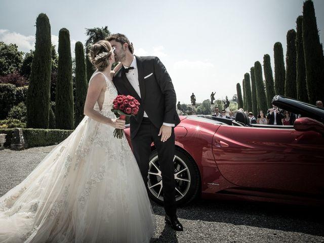 Il matrimonio di Andrea e Alessandra a Bolgare, Bergamo 230