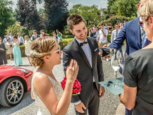 Il matrimonio di Andrea e Alessandra a Bolgare, Bergamo 231