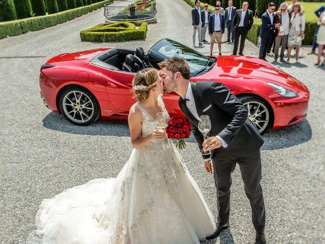 Il matrimonio di Andrea e Alessandra a Bolgare, Bergamo 233
