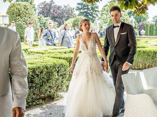 Il matrimonio di Andrea e Alessandra a Bolgare, Bergamo 246
