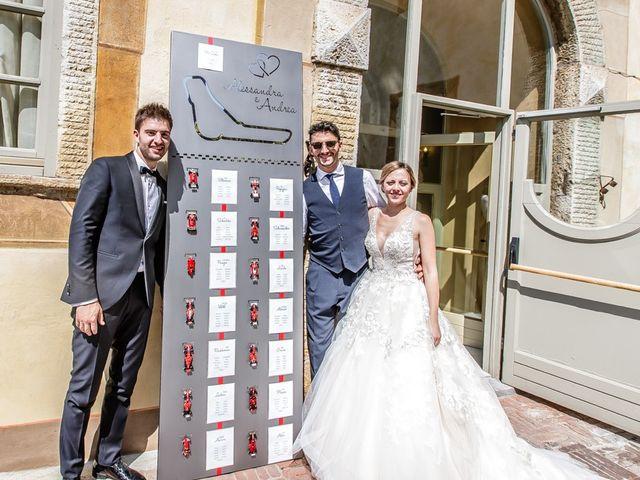 Il matrimonio di Andrea e Alessandra a Bolgare, Bergamo 255