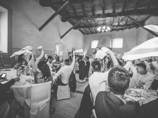 Il matrimonio di Andrea e Alessandra a Bolgare, Bergamo 276