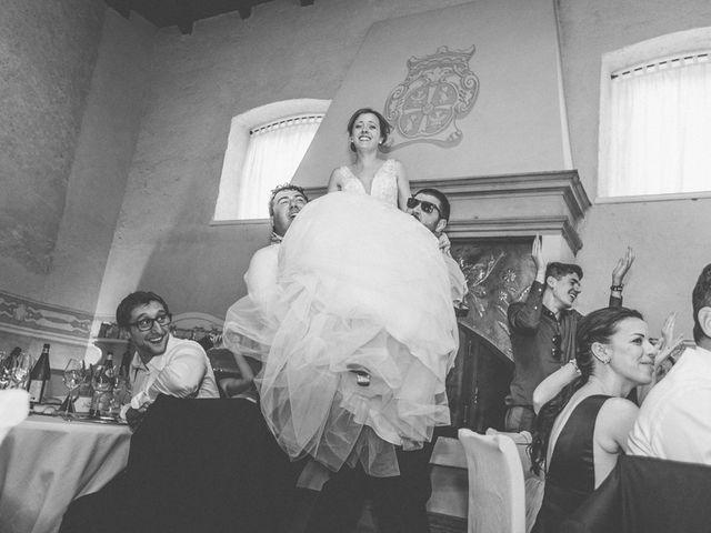Il matrimonio di Andrea e Alessandra a Bolgare, Bergamo 281