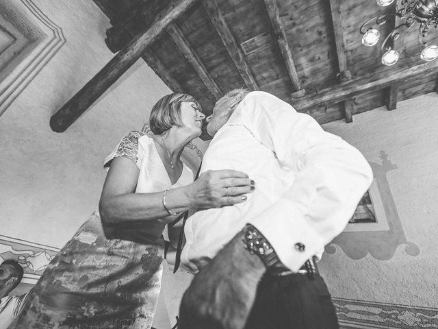 Il matrimonio di Andrea e Alessandra a Bolgare, Bergamo 285