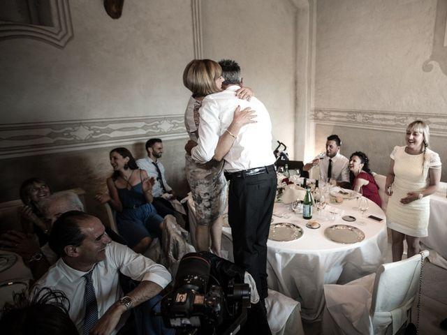 Il matrimonio di Andrea e Alessandra a Bolgare, Bergamo 286