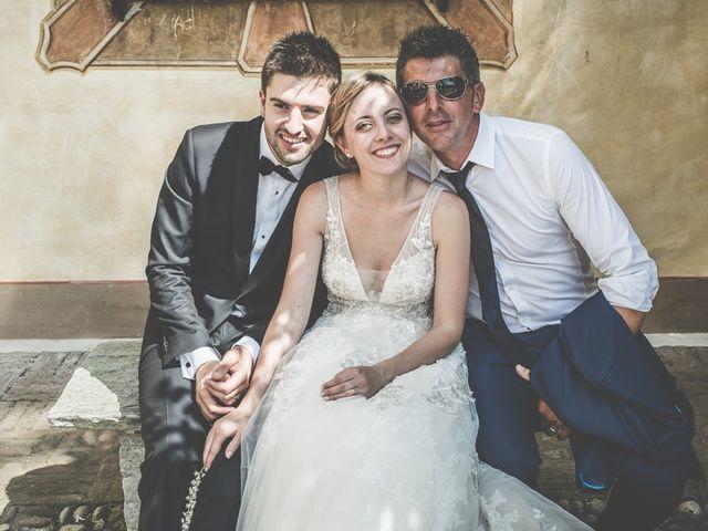 Il matrimonio di Andrea e Alessandra a Bolgare, Bergamo 288