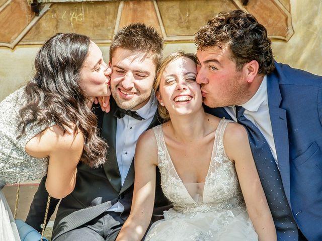 Il matrimonio di Andrea e Alessandra a Bolgare, Bergamo 290
