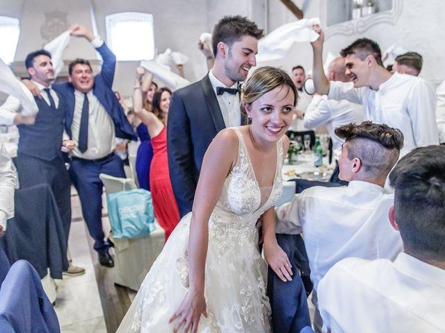 Il matrimonio di Andrea e Alessandra a Bolgare, Bergamo 293