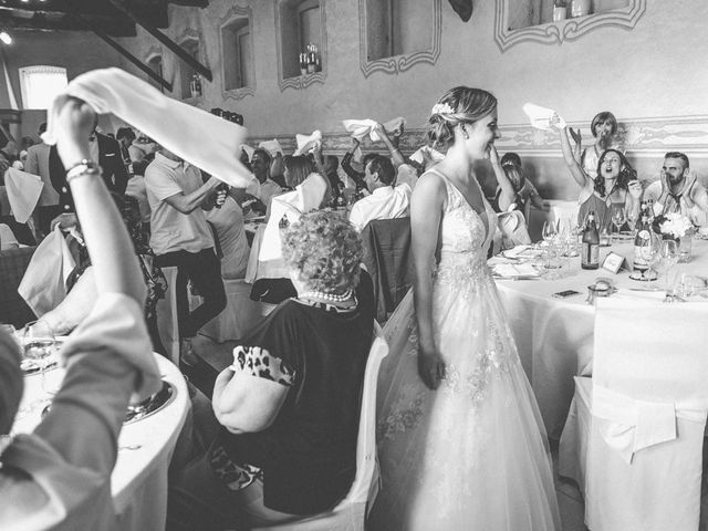 Il matrimonio di Andrea e Alessandra a Bolgare, Bergamo 294