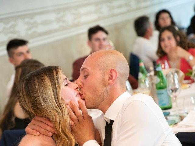 Il matrimonio di Andrea e Alessandra a Bolgare, Bergamo 299