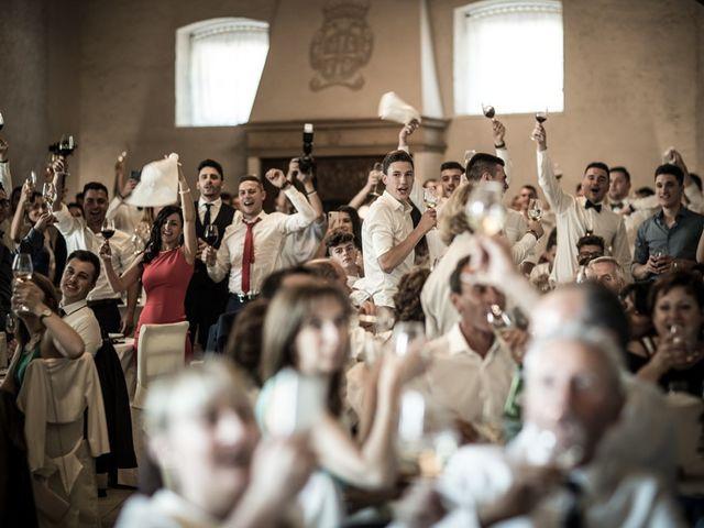 Il matrimonio di Andrea e Alessandra a Bolgare, Bergamo 311