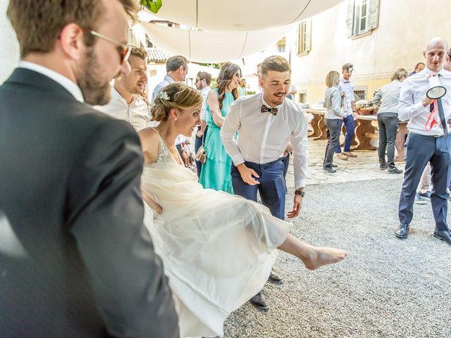 Il matrimonio di Andrea e Alessandra a Bolgare, Bergamo 317