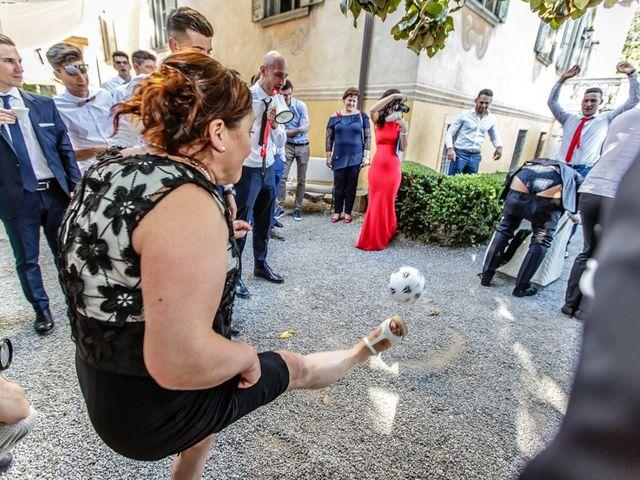 Il matrimonio di Andrea e Alessandra a Bolgare, Bergamo 319