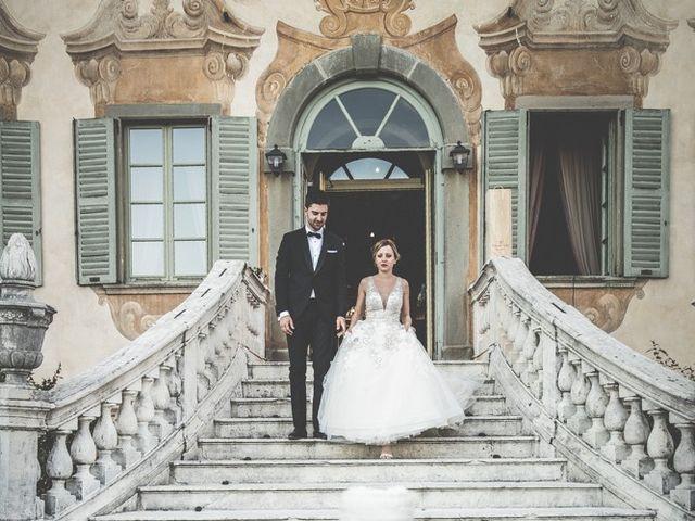Il matrimonio di Andrea e Alessandra a Bolgare, Bergamo 330
