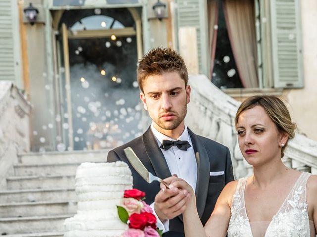 Il matrimonio di Andrea e Alessandra a Bolgare, Bergamo 332