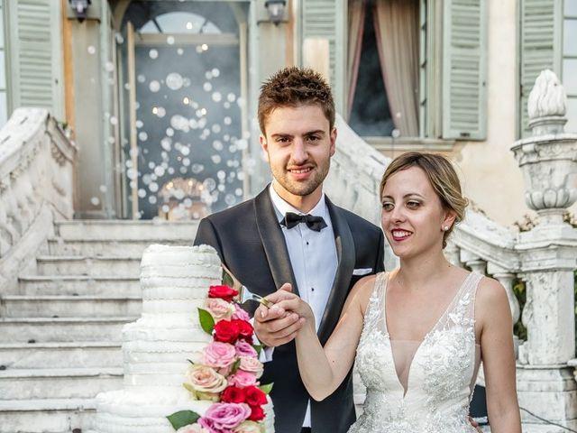 Il matrimonio di Andrea e Alessandra a Bolgare, Bergamo 333