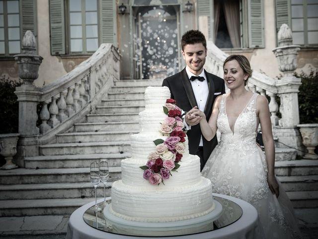 Il matrimonio di Andrea e Alessandra a Bolgare, Bergamo 334