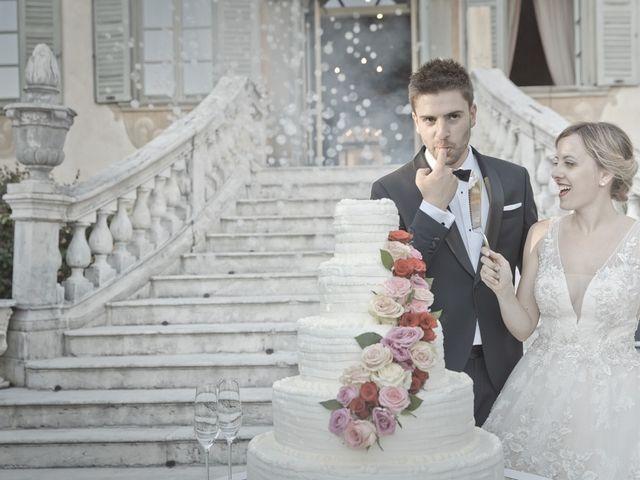 Il matrimonio di Andrea e Alessandra a Bolgare, Bergamo 337