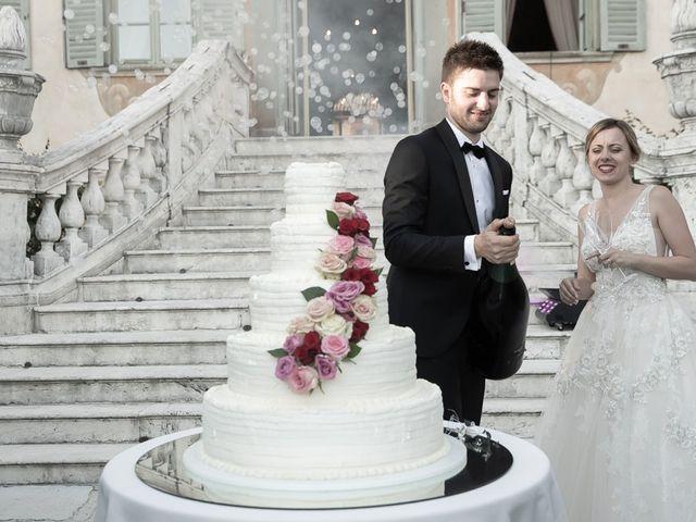Il matrimonio di Andrea e Alessandra a Bolgare, Bergamo 340