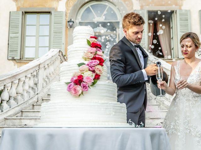 Il matrimonio di Andrea e Alessandra a Bolgare, Bergamo 341