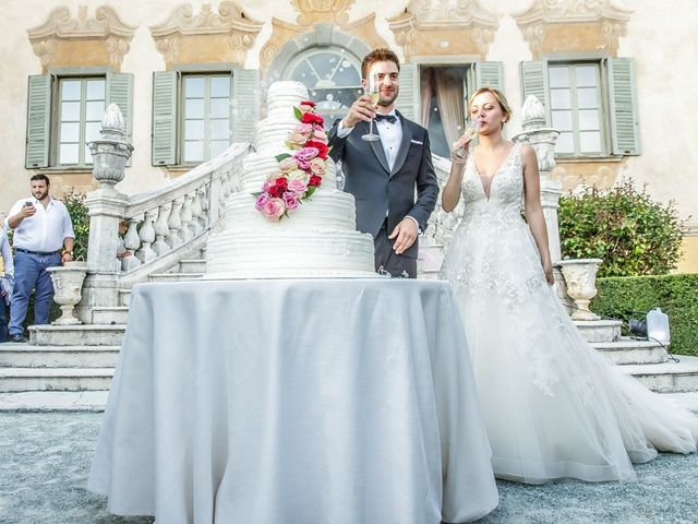 Il matrimonio di Andrea e Alessandra a Bolgare, Bergamo 344