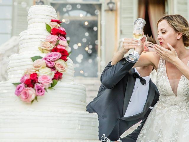 Il matrimonio di Andrea e Alessandra a Bolgare, Bergamo 347