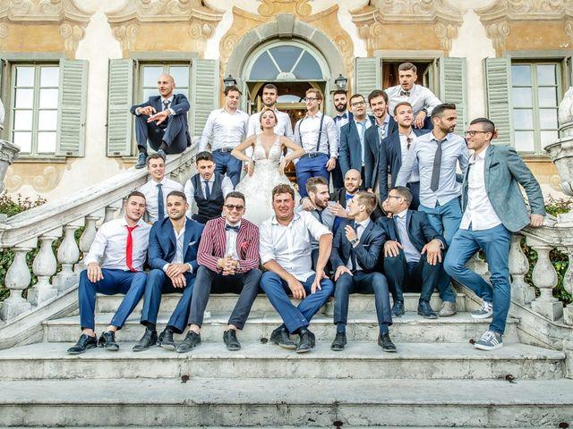 Il matrimonio di Andrea e Alessandra a Bolgare, Bergamo 357