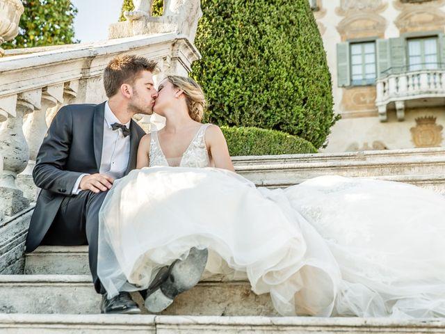 Il matrimonio di Andrea e Alessandra a Bolgare, Bergamo 362