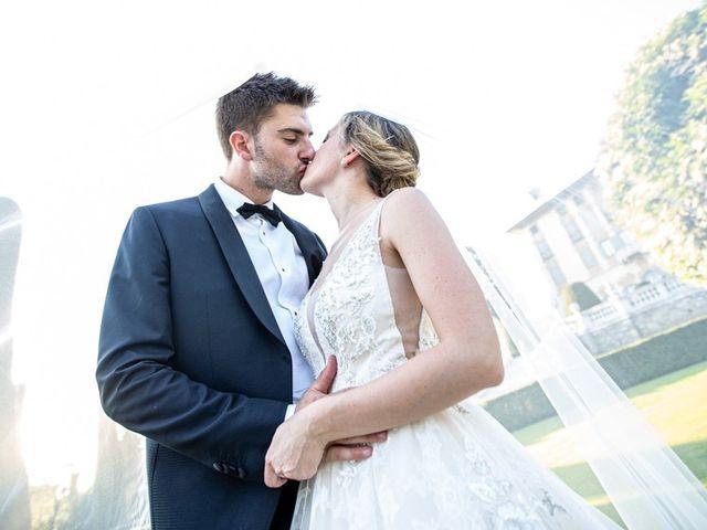 Il matrimonio di Andrea e Alessandra a Bolgare, Bergamo 363