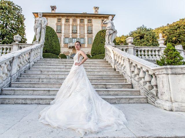 Il matrimonio di Andrea e Alessandra a Bolgare, Bergamo 367