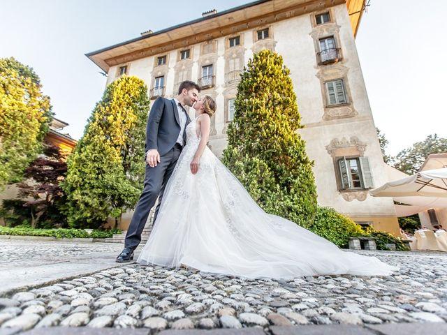 Il matrimonio di Andrea e Alessandra a Bolgare, Bergamo 373