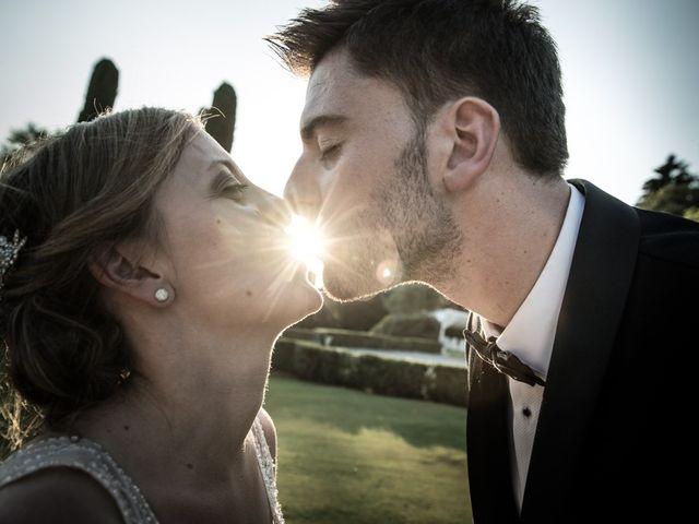 Il matrimonio di Andrea e Alessandra a Bolgare, Bergamo 393
