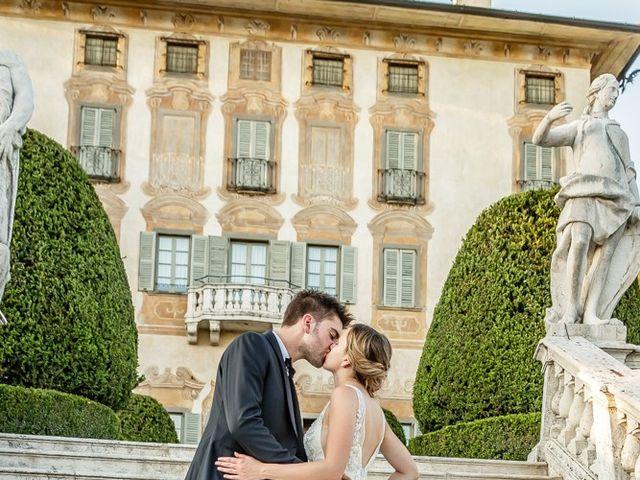 Il matrimonio di Andrea e Alessandra a Bolgare, Bergamo 389